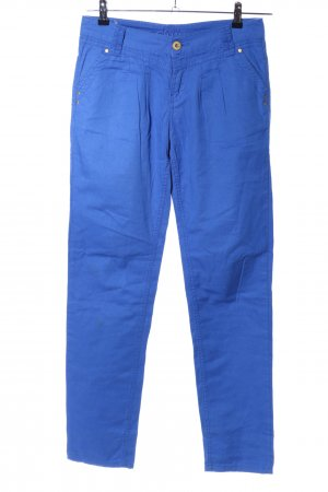 Denim Co. Chinos blue casual look