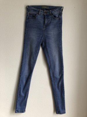Denim Co. Damen Hose Jeans Skinnyjeans Röhrenjeans