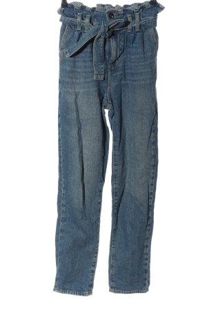Denim Co. High Waist Jeans blau Casual-Look