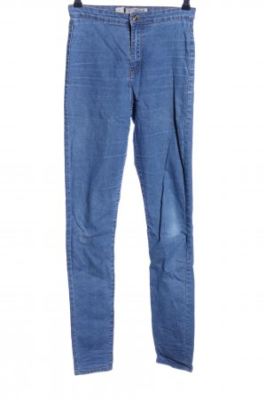 Denim Co. High Waist Jeans blau Casual-Look