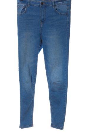 Denim Co. Jeans a vita alta blu stile casual