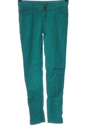 Denim Co. High Waist Jeans hellgrau Casual-Look