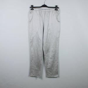Denim&Co Hose Gr. M (40) silber