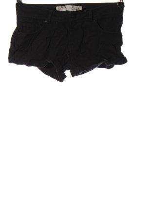 Denim Co. Hot pants marrone stile casual