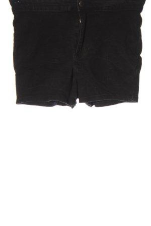 Denim Co. Hot Pants black casual look