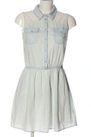 Denim Co. Jeanskleid blau Elegant