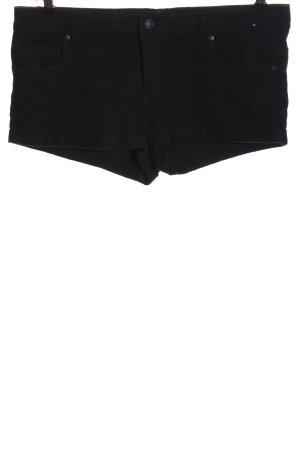 Denim Co. Denim Shorts black casual look