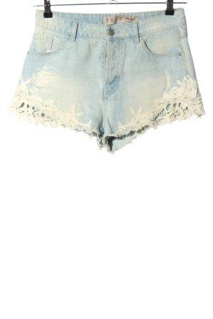 Denim Co. Jeansowe szorty niebieski W stylu casual