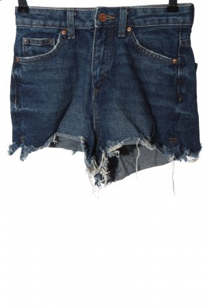 Denim Co. Denim Shorts blue casual look