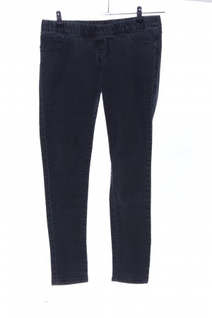 Denim Co. Jeggings nero stile casual