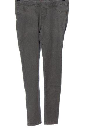 Denim Co. Jeggings grigio chiaro stile casual