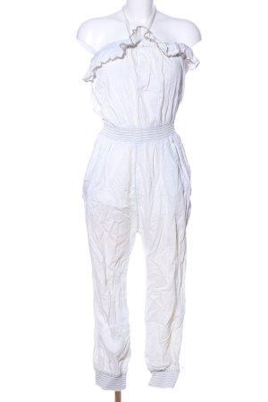 Denim Co. Mono blanco look casual