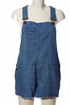 Denim Co. Dungarees blue casual look