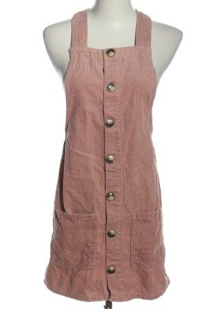 Denim Co. Robe courte rose style décontracté