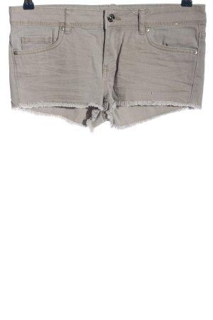 Denim Co. Shorts hellgrau Casual-Look