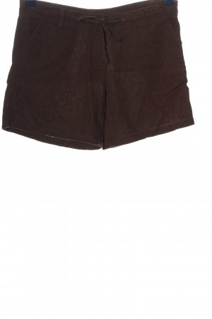 Denim Co. Shorts braun Casual-Look