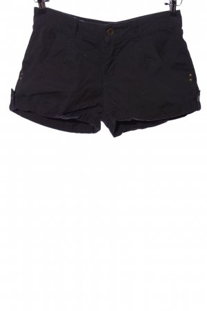Denim Co. Shorts schwarz Casual-Look