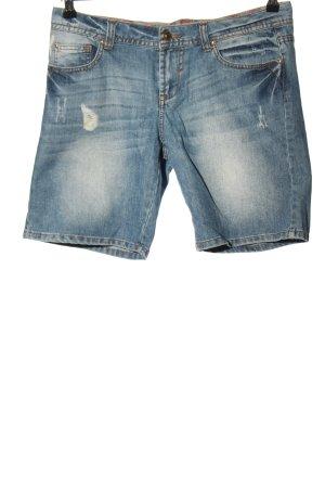 Denim Co. Shorts blau Casual-Look