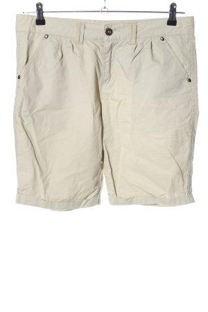Denim Co. Shorts wollweiß Casual-Look