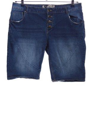 Denim Co. Shorts blu stile casual