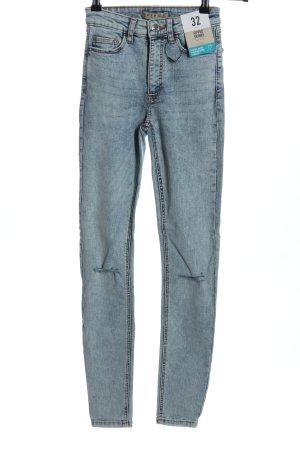 Denim Co. Jeans skinny blu stile casual
