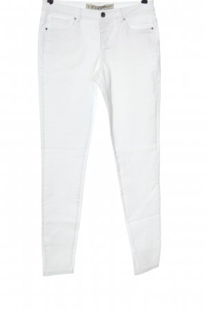 Denim Co. Skinny Jeans white casual look