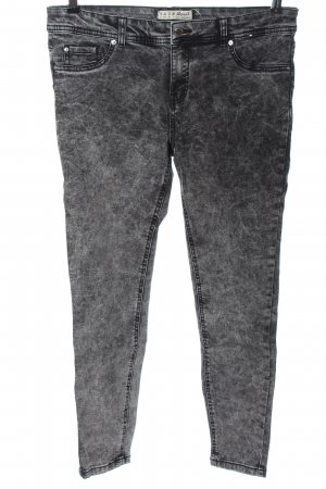 Denim Co. Skinny Jeans light grey casual look