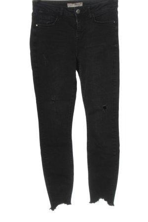 Denim Co. Jeans skinny nero stile casual