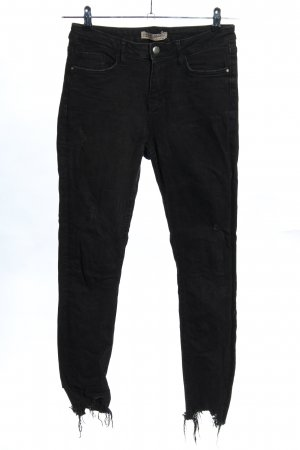 Denim Co. Skinny Jeans black casual look