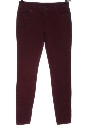 Denim Co. Slim Jeans schwarz Casual-Look