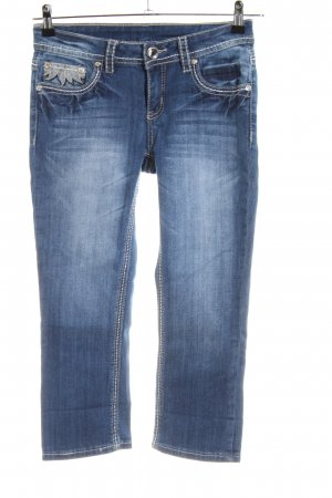Denim Couture by Smith Denim House Skinny Jeans blau Casual-Look