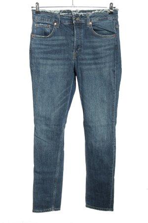 & DENIM High Waist Jeans blau Casual-Look