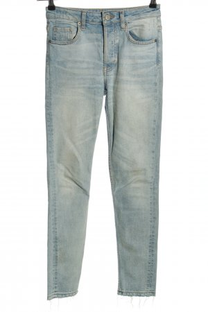 & DENIM High Waist Jeans blau Casual-Look