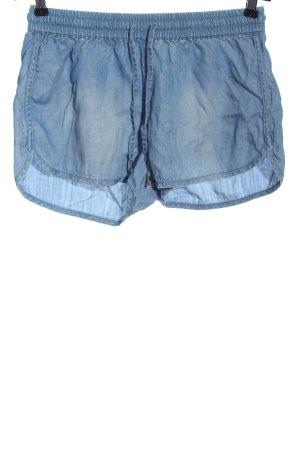 & DENIM Hot pants blu stile casual