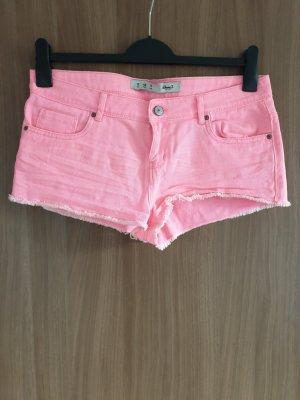Denim Co. Shorts pink