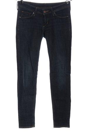 & DENIM Low Rise jeans blauw casual uitstraling