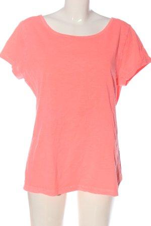 Denim Hunter Basic Shirt pink casual look