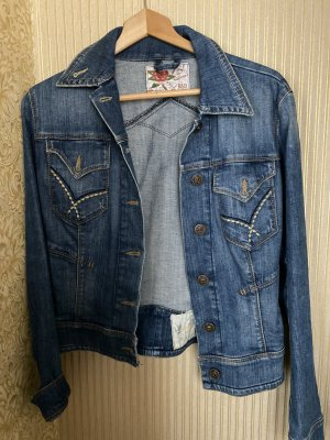 BSB Collection Giacca denim multicolore