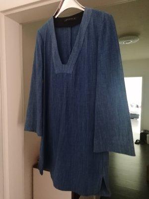 denim jeans Kleid und gr s zara
