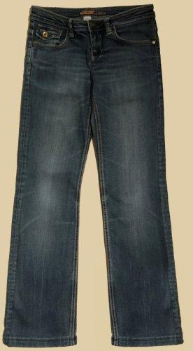 Denim Jeans, lang, low waist, Gr. 34