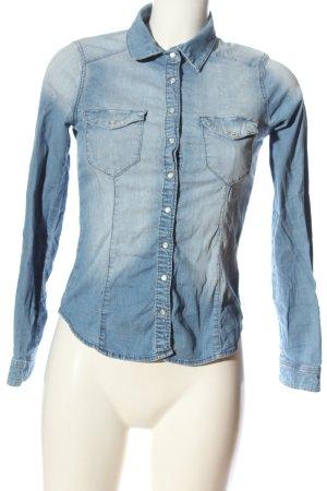 & DENIM Denim Shirt blue casual look