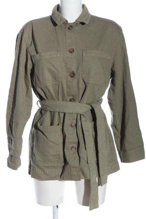 & DENIM Jeansowa kurtka jasnoszary W stylu casual