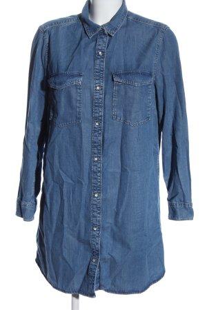 & DENIM Jeansjurk blauw casual uitstraling