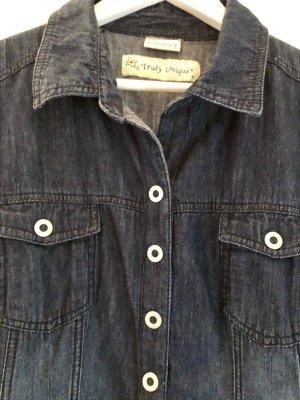 Denim Jeanskleid mit Knöpfen Gr.40