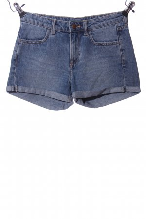 & DENIM Jeansshorts blau Casual-Look