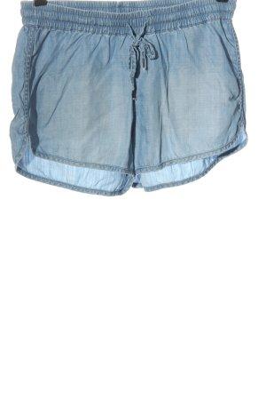 & DENIM Jeansowe szorty niebieski W stylu casual