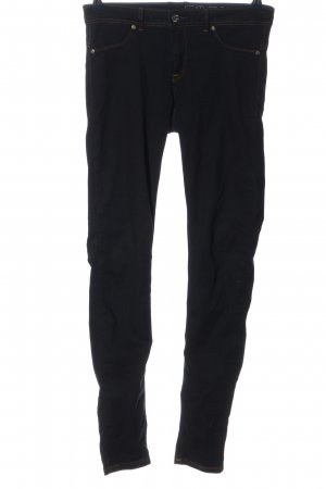 & DENIM Jeggings nero stile casual