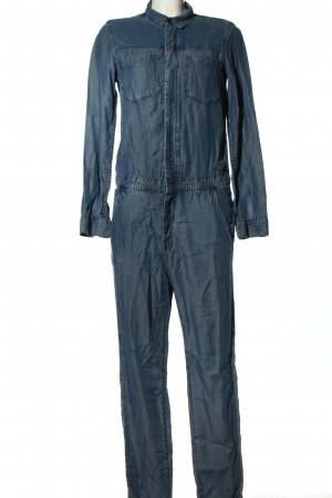 & DENIM Tuta blu stile casual