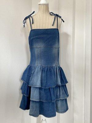 H&M Vestido vaquero azul