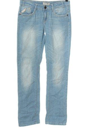 Denim life by pimkie Straight-Leg Jeans blau Casual-Look